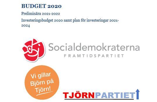 Kommunalpolitik Tjorns Kommun Socialdemokraterna Tjorn